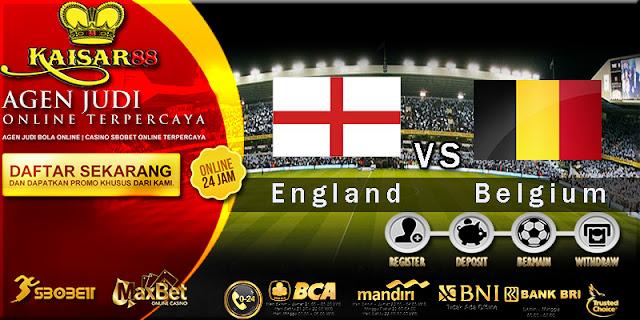 Prediksi Bola Jitu England vs Belgium 29 Juni 2018