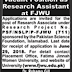 Fatima Jinnah Women University (FJWU) Rawalpindi Jobs
