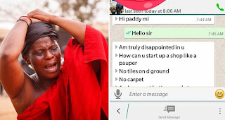 Read Leaked Whatsapp conversation of married man begging his wife's friend for s*x…