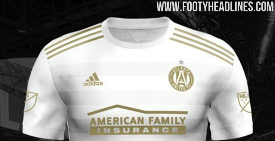 buy online c9a8d e3e6e LEAKED: Atlanta United 2020 Away Kit Colors, Info ...