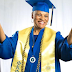 Wow!! 72-year-old grandmother becomes a graduate from the same university she dropped out from 55 years ago