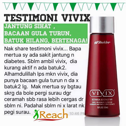 vivix dan kencing manis diabetes