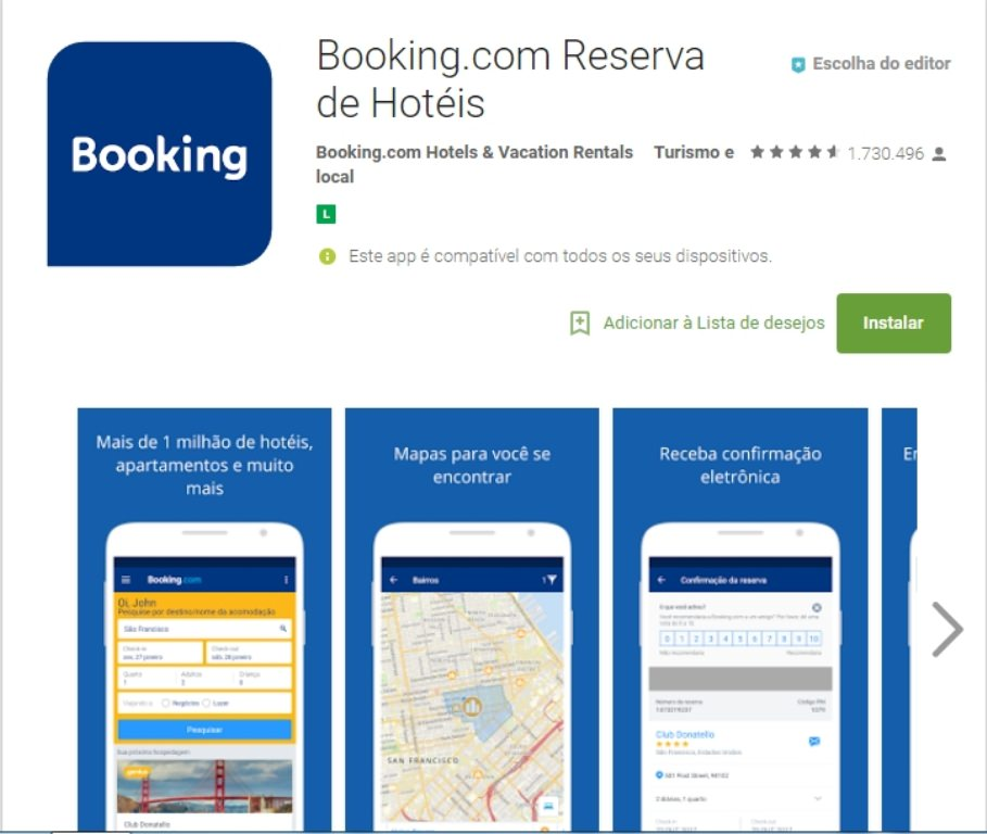 Booking.com reserva
