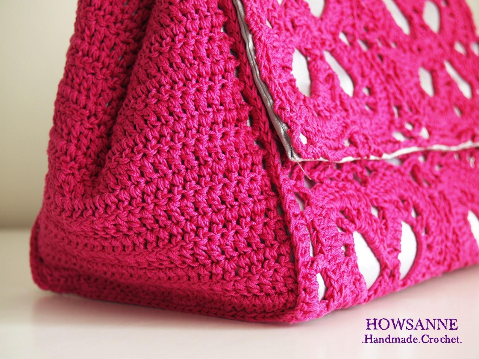 Malaysia Handmade Crochet Bag