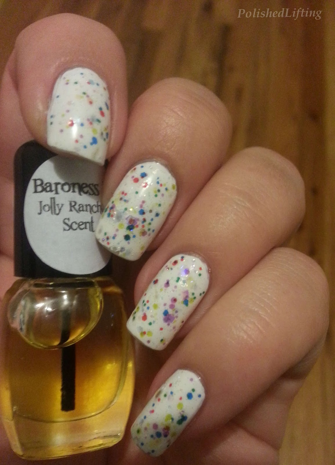 Baroness X Royal Oil Cuticle Oil