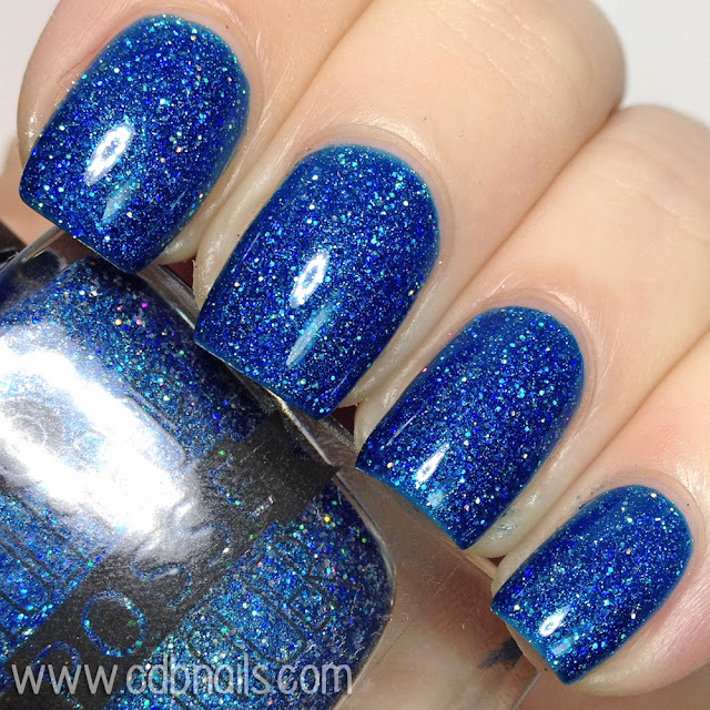 Lollipop Posse Lacquer- A flood of Wind and Rain