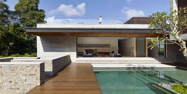 ONG&ONG, JKC2 House in Singapore