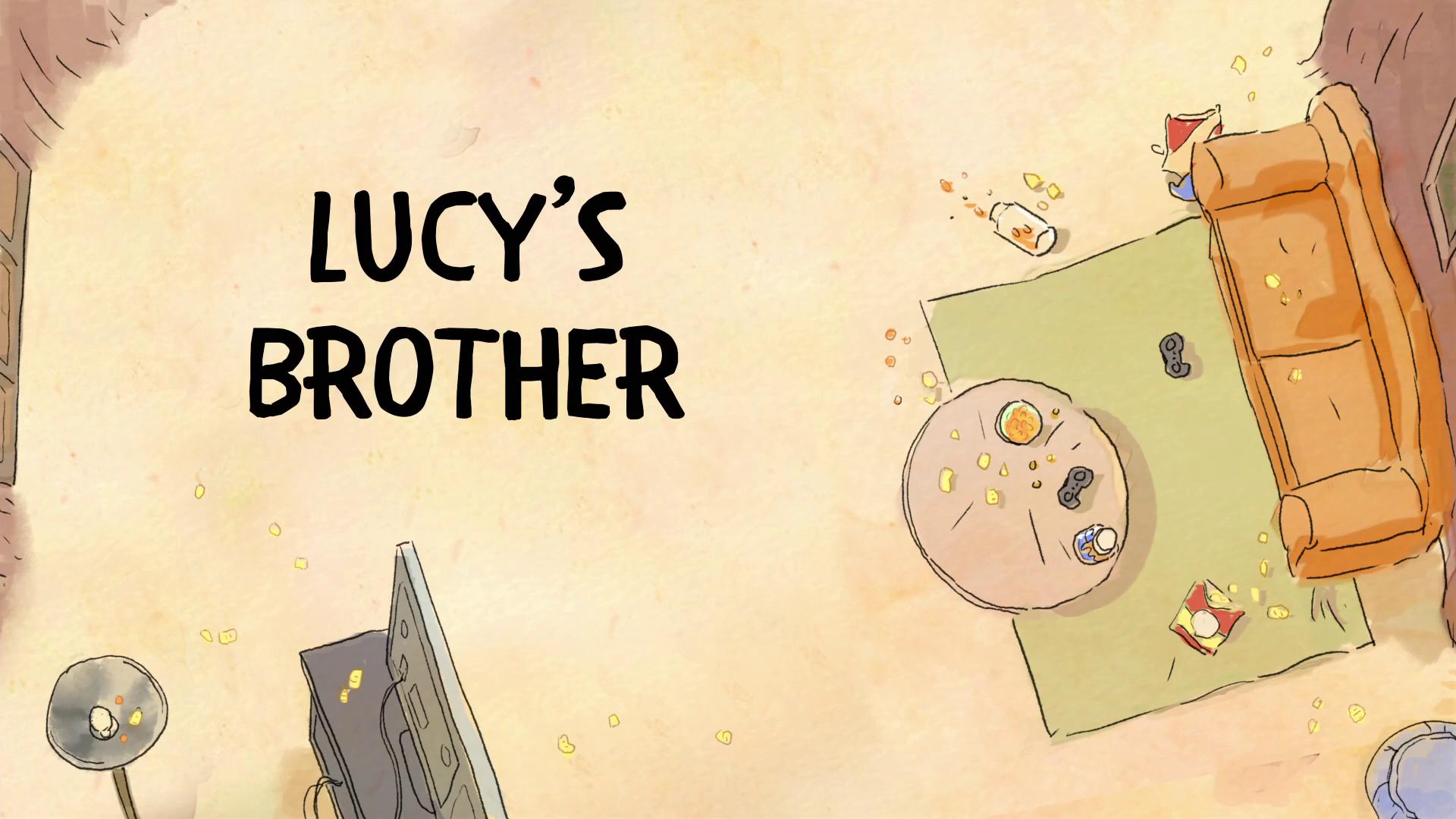 Ursos sem Curso - O Irmão da Lucy
