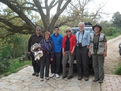 Birding Tour, P. N. Alto Ebro y Embalse del Ebro.