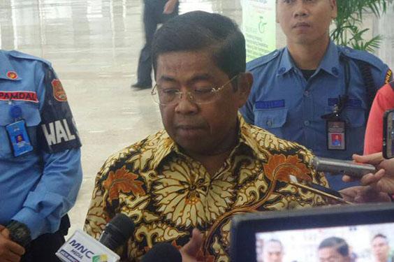Yorrys Akan Mendapatkan Sanksi Karena Mengatakan Novanto Akan Menjadi Tersangka