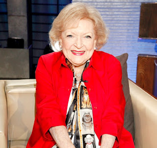Happy 95th birthday, Betty White!
