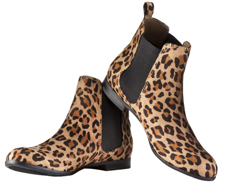 e706c6c953bb Mossimo Supply Co for Target Leopard print booties size 8