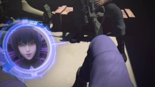 Ghost in the Shell: SAC_2045 Temporada 1 Completa HD 720p Latino Dual