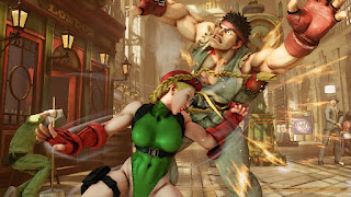 Download Street Fighter V PC Game