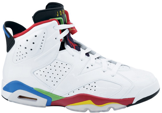 best service 57612 f99a2 air jordan 6 retro olympic 2008