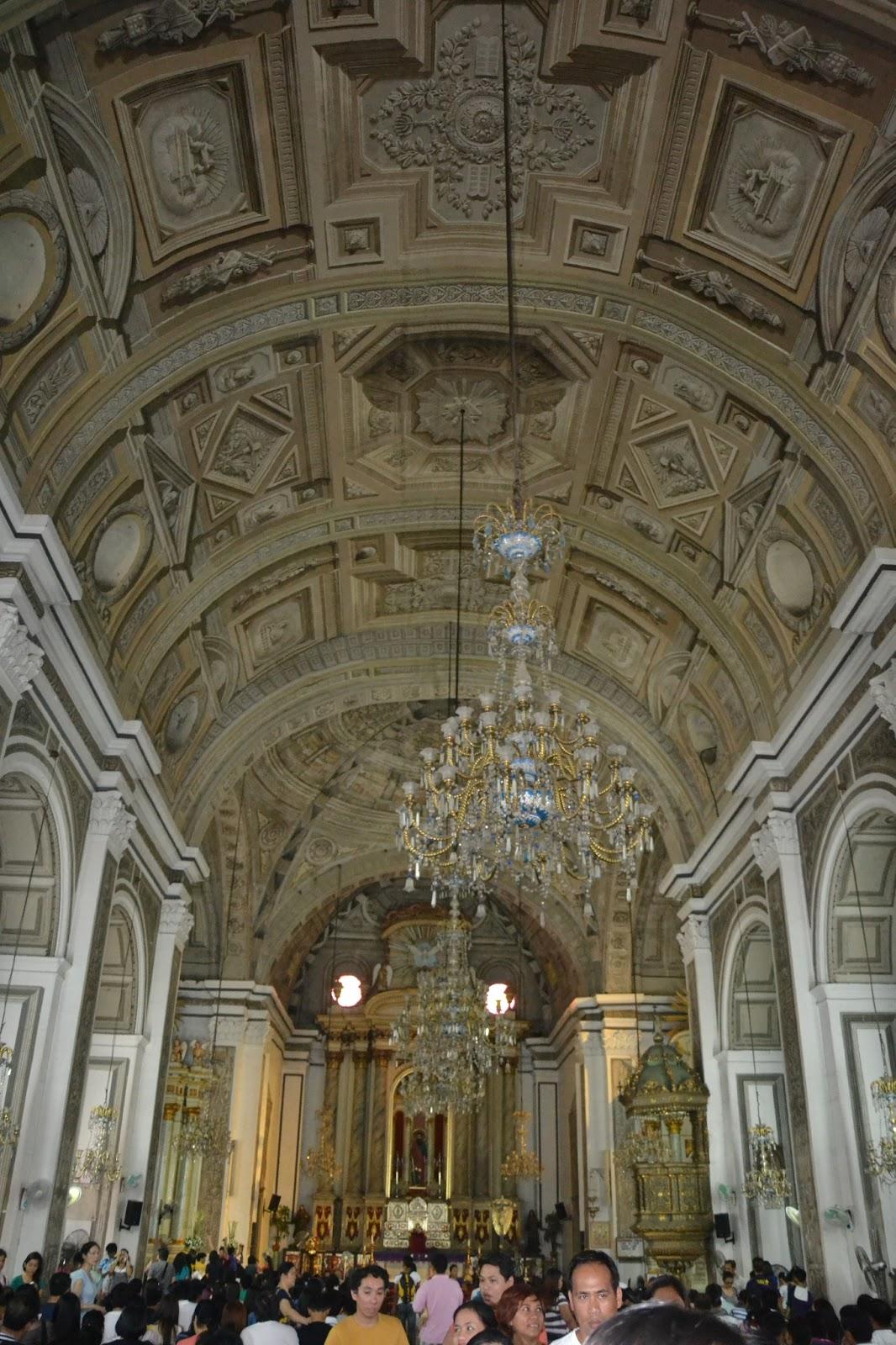 Manila San Agustin Church