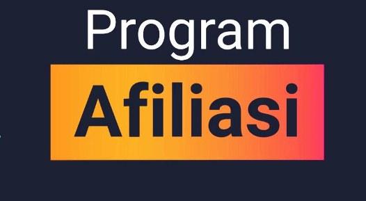 Mengikuti Program Afiliasi