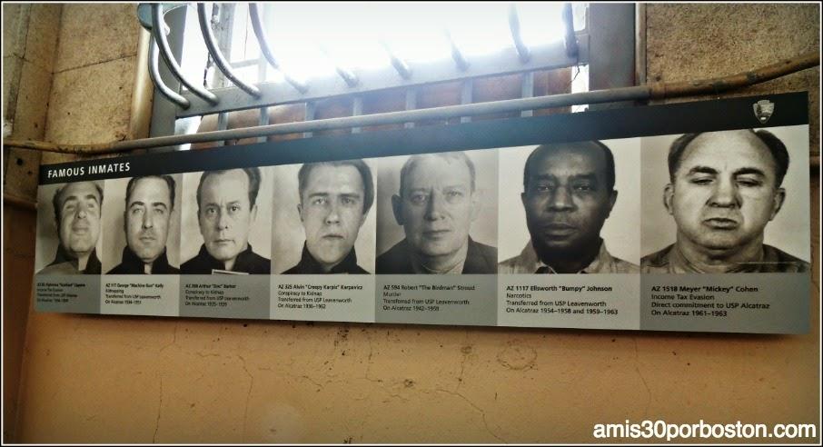 La Prisión de Alcatraz: Prisioneros Más Famosos