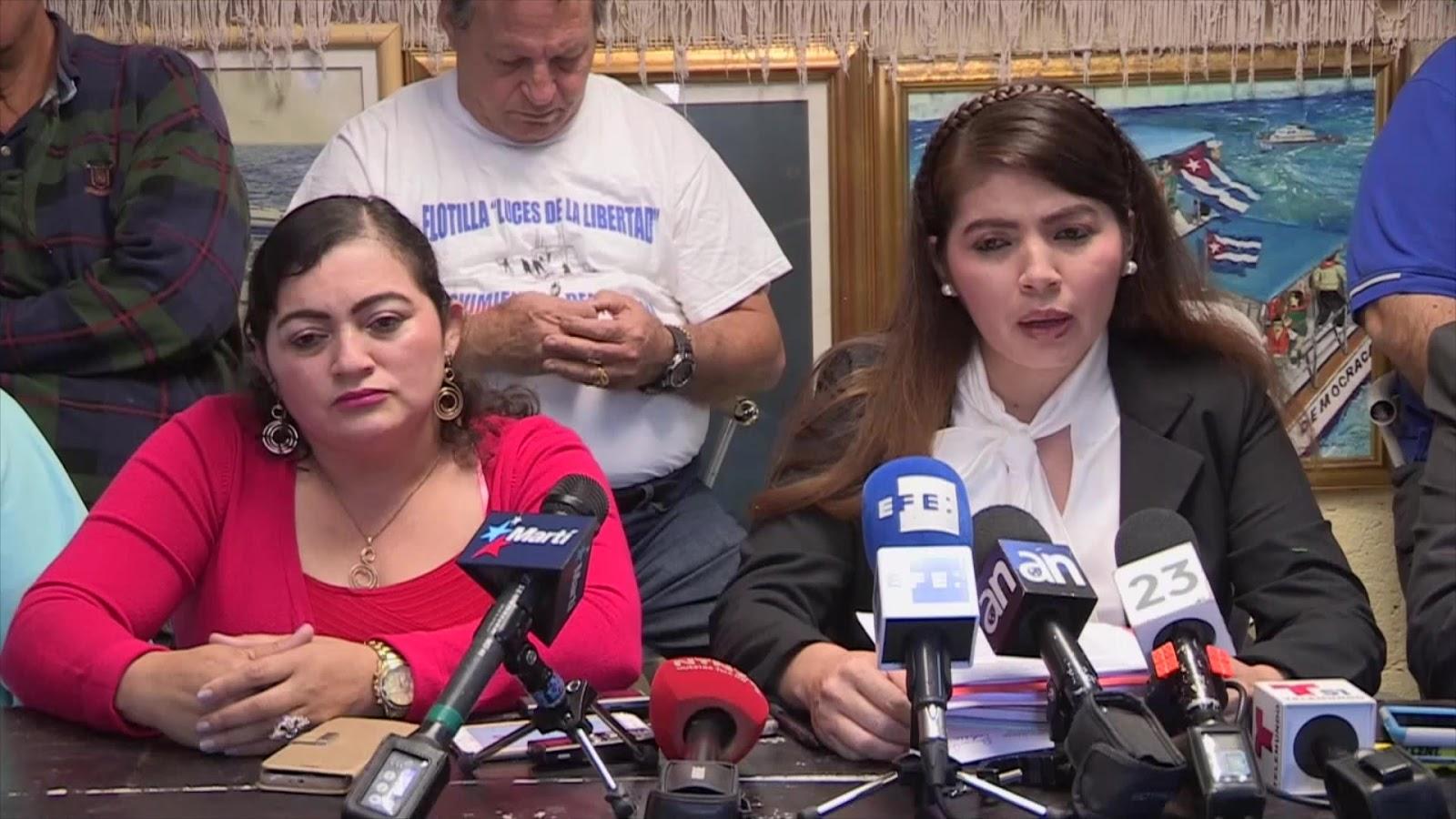 Elvia Junieth, presunta víctima de Daniel Ortega, da ahora otra ...