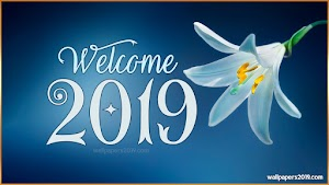 Good Bye 2018 Welcome 2019
