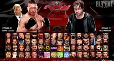 WWE 2k17 Setup Download
