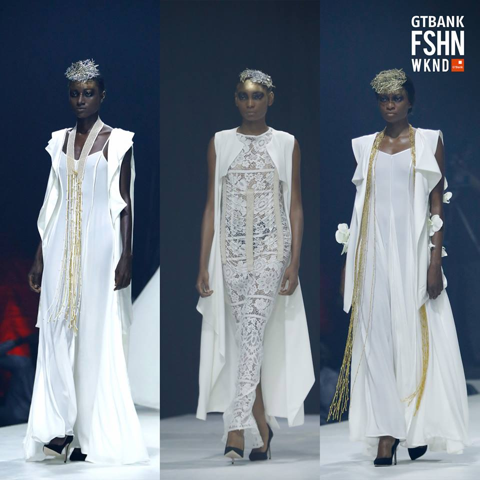 GTBank Fashion Weekend.