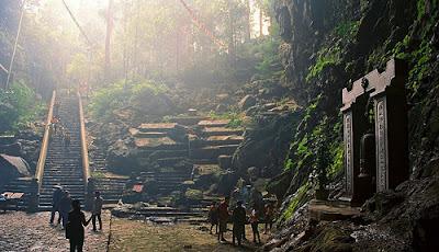 Khám phá, du lịch chùa Hương