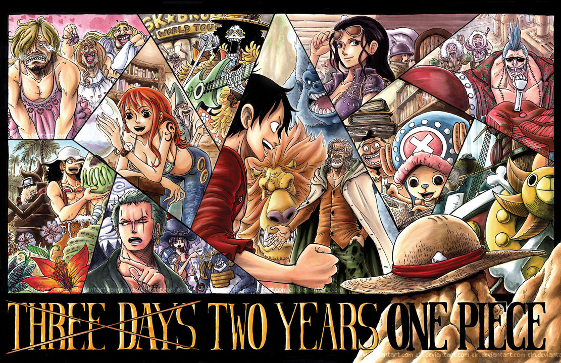 Straw hat pirate 15 wallpapers your daily anime - One piece wallpaper ...