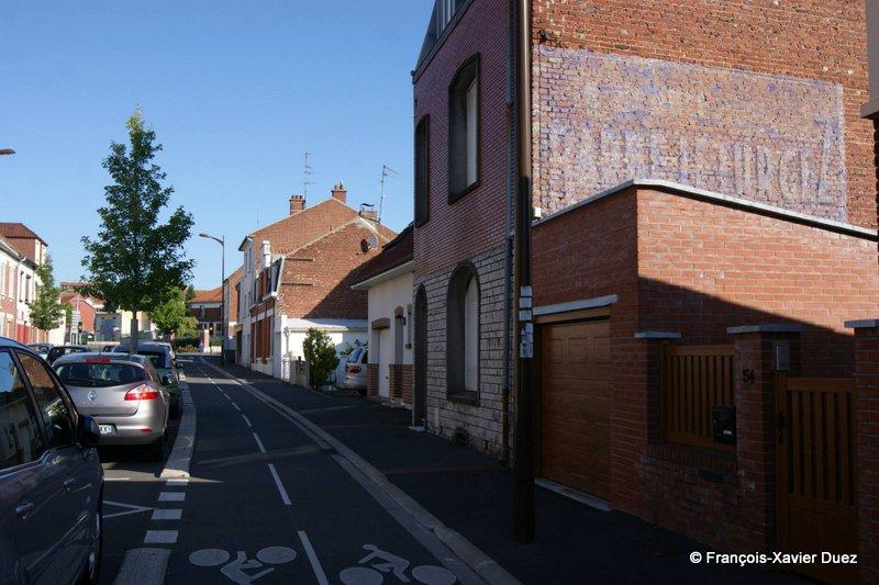 Les murs peints s 39 affichent ballade arrageoise opus 2 - 4 murs arras ...