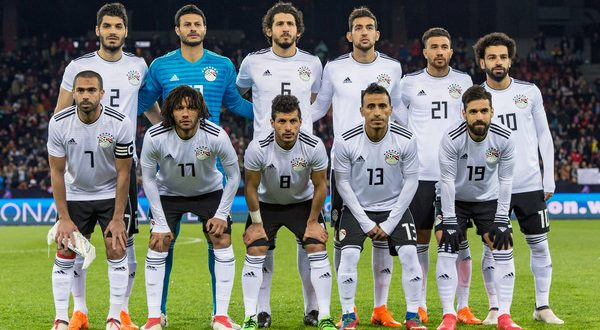مباراة السعودية ومصر في كأس العالم 2018
