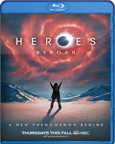 Heroes Reborn [Season 1] [2015] [BD25] [Subtitulado]