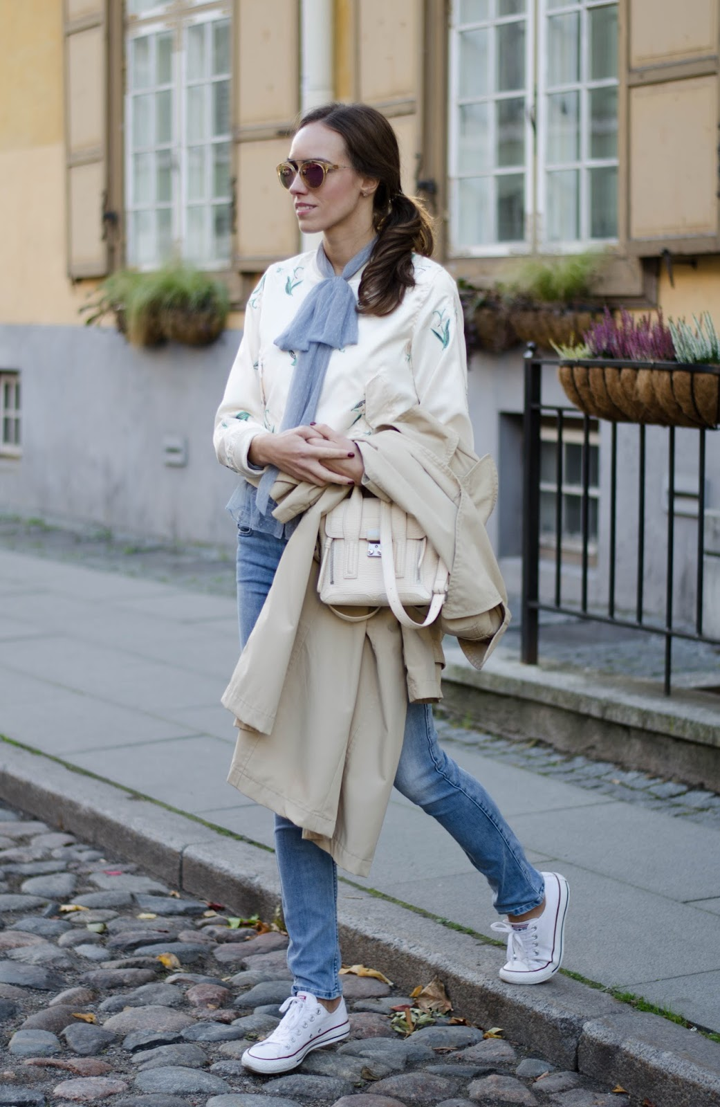 bomber jacket outfit fall