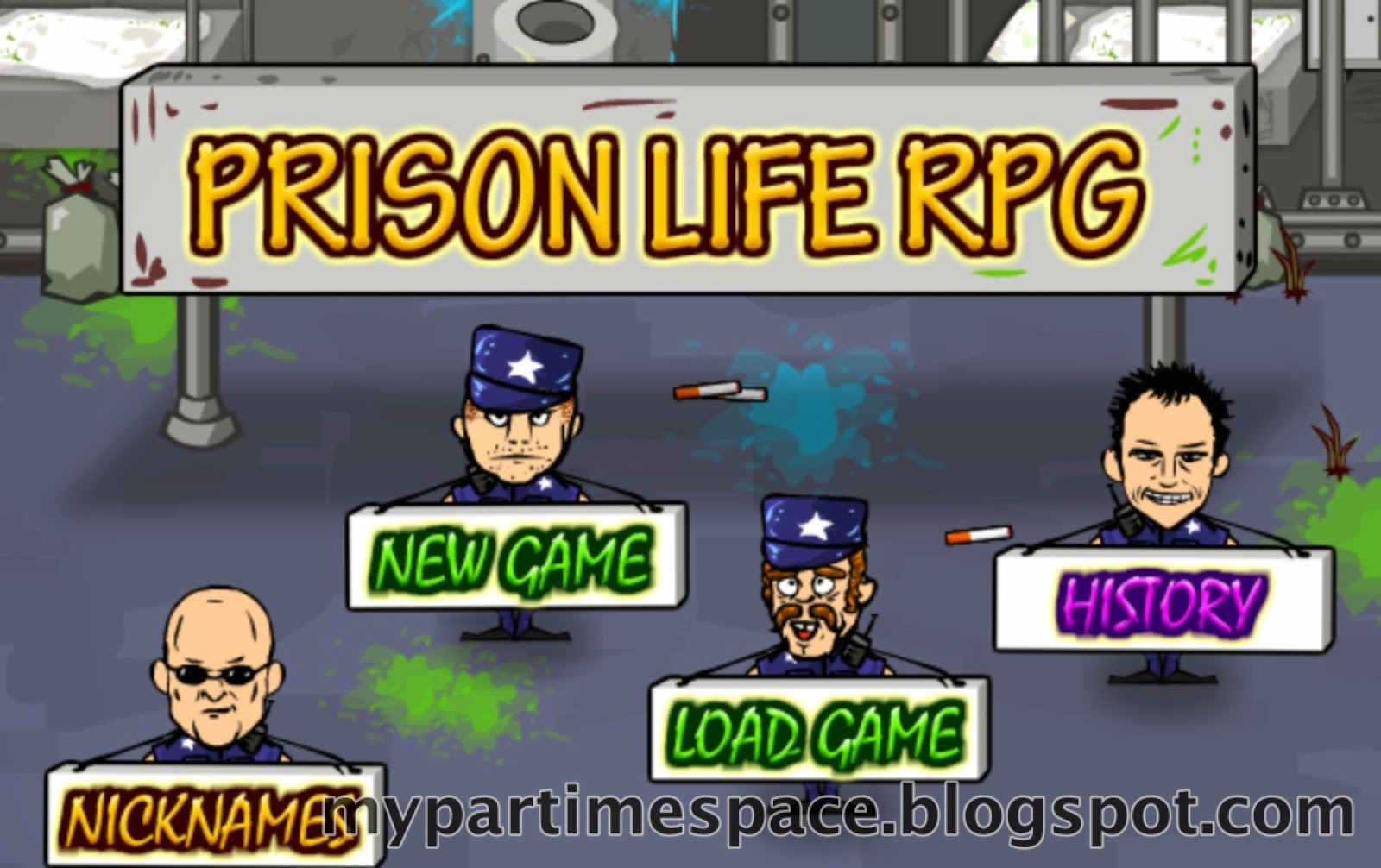 Prison Life RPG - Guides - My Part Time Space