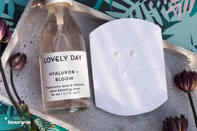 Lovely Day Botanicals Hydrolat Hyaluron + Bloom