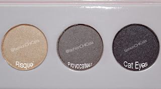 RISQUE, PROVOCATEUR, CAT EYES EYE SHADOW EYESHADOW