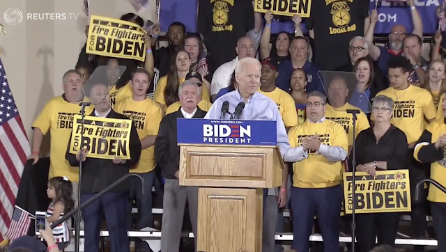 Biden shows early strength, but pitfalls loom in 2020 U.S. presidential race