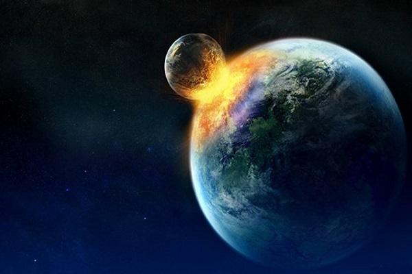 صحيفة ديلى ميل البريطانيى تنشر: نهاية العالم سيكون الشهر المقبل بسبب اصطدام الأرض بكوكب غامض