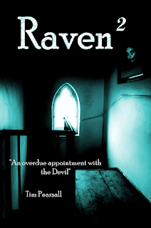 Front cover image of RAVEN 2 by Tim Pearsall, to be read next by On My Kindle Book Reviews