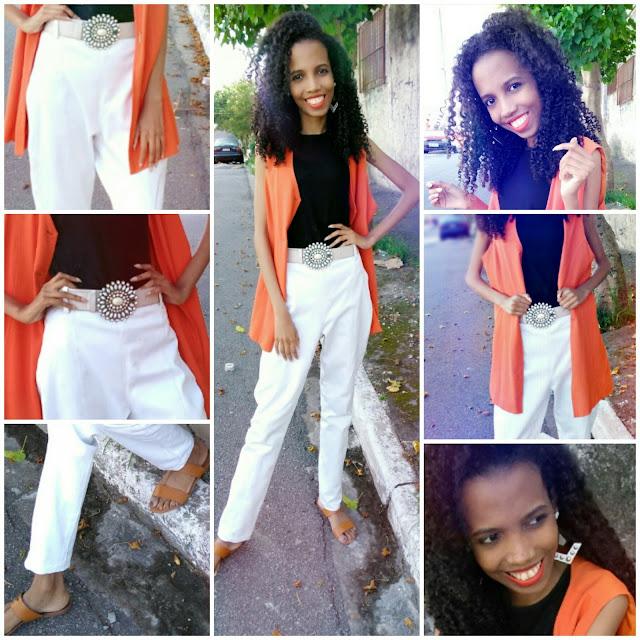 Look-do-dia-colete-laranja-com-calça-branca-folgada