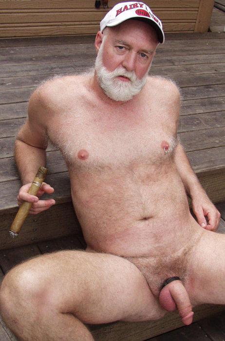 Old Gay Man 25