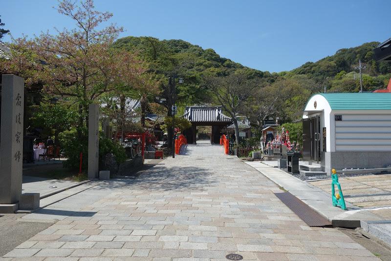 上野山 大本山 須磨寺