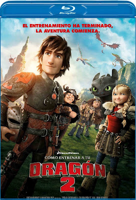 How To Train Your Dragon 2 [2014] [BD25] [Latino]