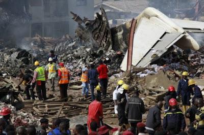 Dana Air crash