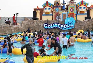 Paket Wisata Bandung Transera Water Park Bekasi