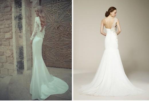 Honey Buy: Daily Wedding Dresses-romantic Lace Wedding Dresses