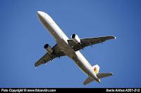 Airbus A321 EC-JNI