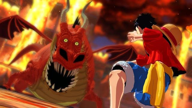 لعبة وان بيس One Piece Unlimited World Red Deluxe Edition بكراك CODEX بحجم 10 جيجا تورنت