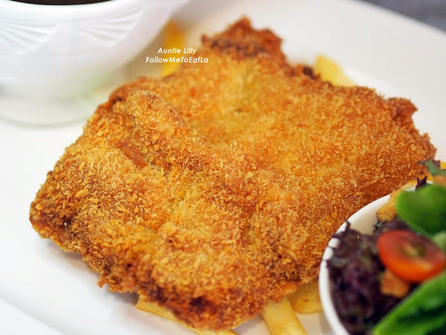 My Chicken Chop RM 41 Nett