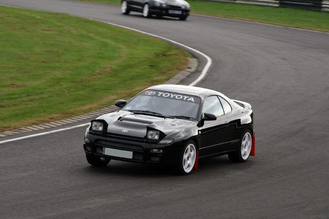 Toyota Celica 5-gen., niedrogie auta do wyścigów