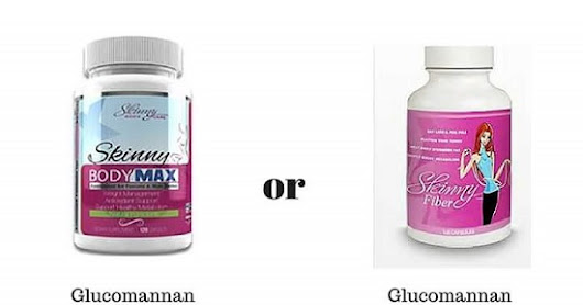 Skinny Fiber and Skinny Body Max - What Is The Difference?